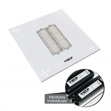 Luminária High Bay LED de Embutir HBE01 64W ECP
